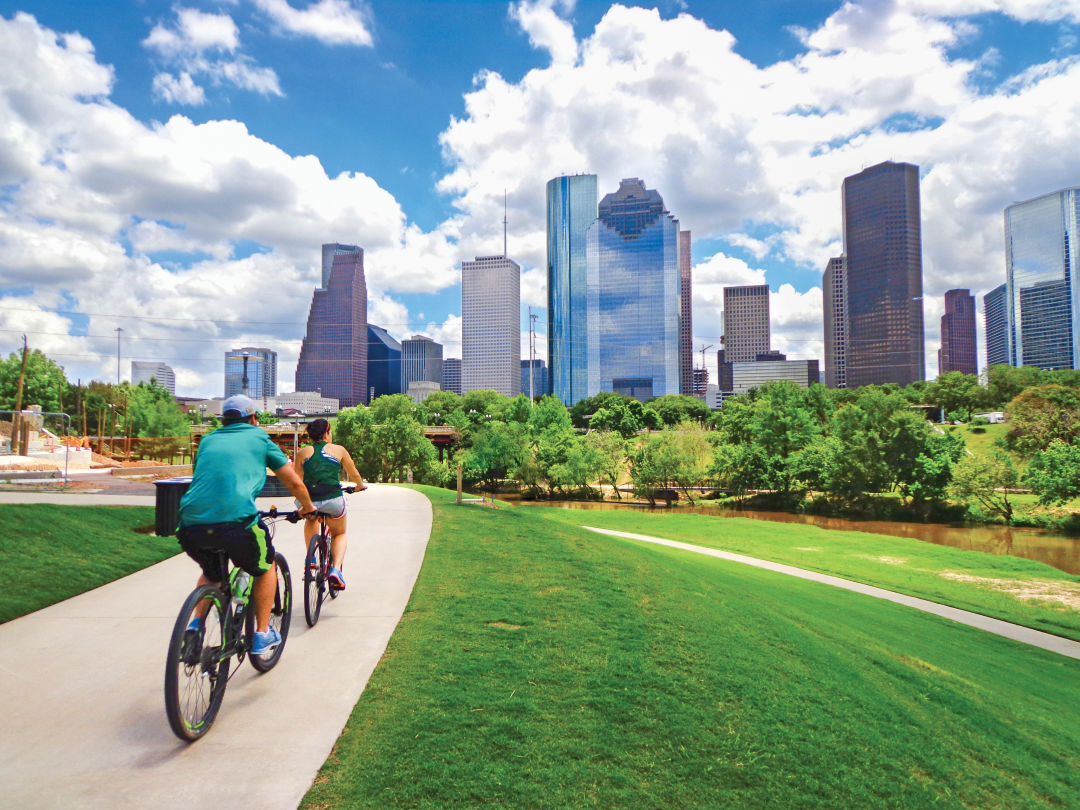 5 of Houston's Favorite Outdoor Parks